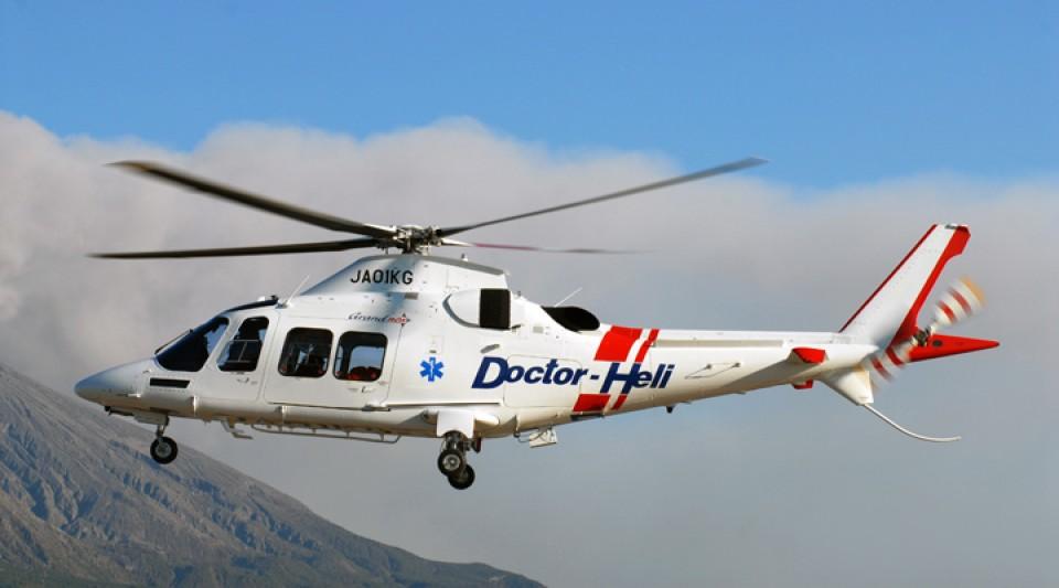 ドクターヘリAir Ambulances
